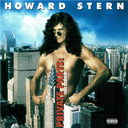 Howard Stern Private Parts:The Album - OST (2 LPs)