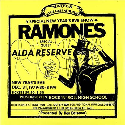 Ramones - Live at The Palladium, New York, NY (12/31/79) (2 LPs)