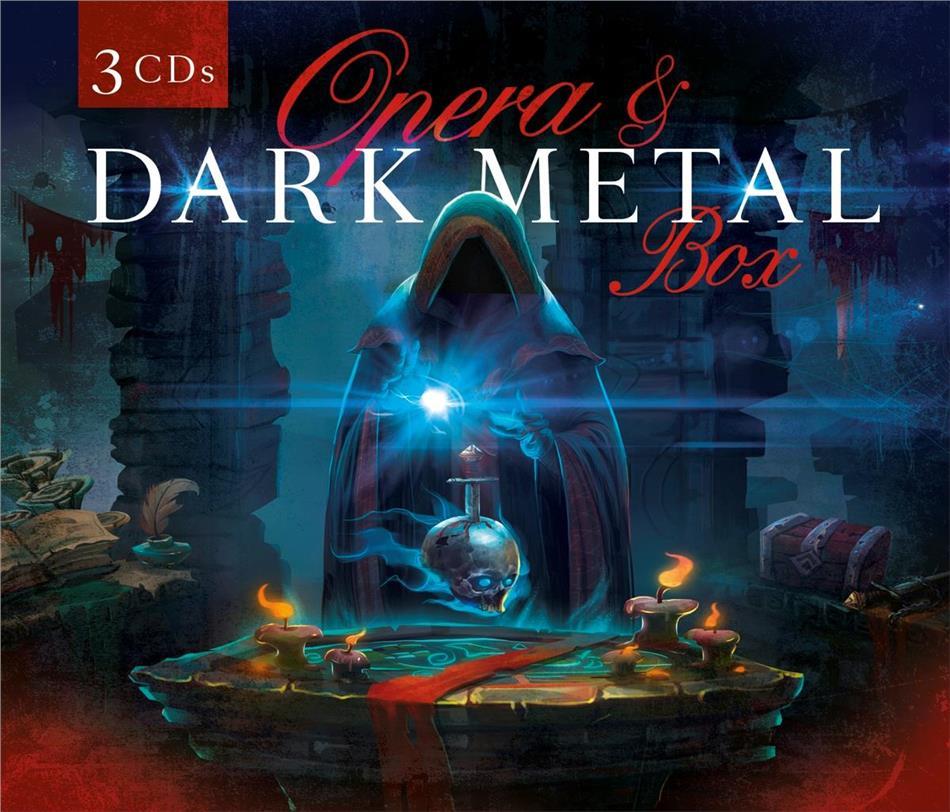 Opera & Dark Metal Box (3 CDs)