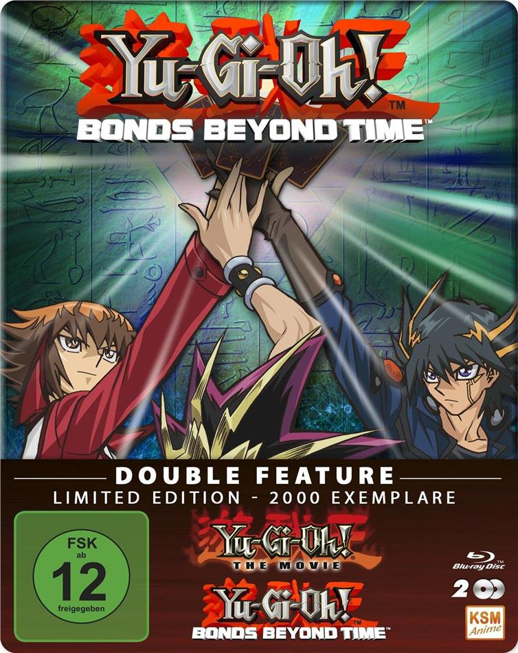 Yu-Gi-Oh! - Movie Collection - Der Film + Bonds Beyond Time (MetalPak, Limited Edition)
