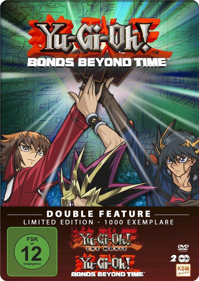 Yu-Gi-Oh! - Movie Collection - Der Film + Bonds Beyond Time (MetalPak, Limited Edition, 2 DVDs)
