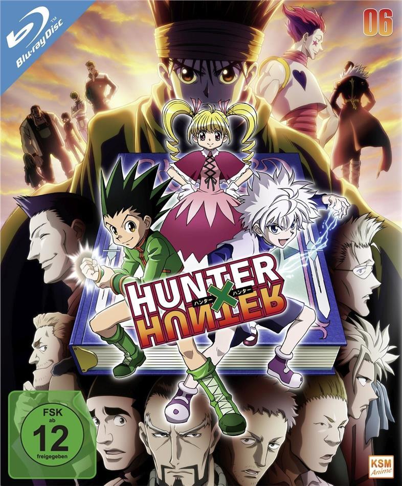 Hunter X Hunter - Vol. 6 (2011) (2 Blu-rays)