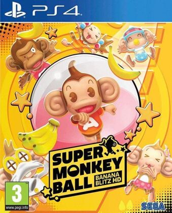 Super Monkey Ball - Banana Blitz HD