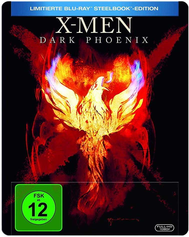 X-Men: Dark Phoenix (2019) (Limited Edition, Steelbook)