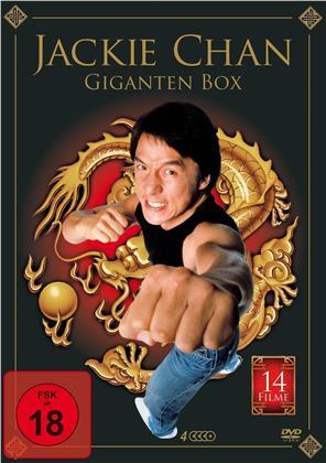 Jackie Chan - Giganten Box (4 DVDs)
