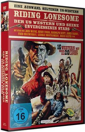Riding Lonesome - Der US Western und seine unvergessenen Stars (6 DVDs)