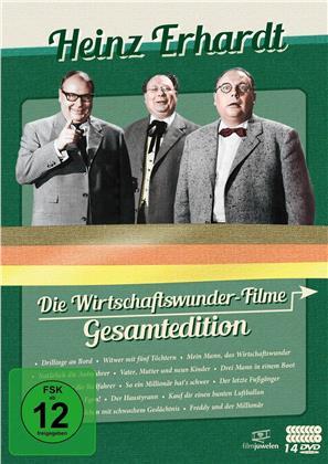 Heinz Erhardt Wirtschaftswunder (Gesamtedition, 14 DVDs)