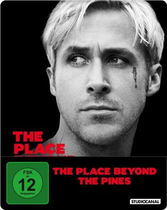 The place beyond the pines (2012) (Edizione Limitata, Steelbook, Uncut)
