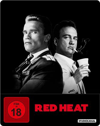 Red Heat (1988) (Edizione Limitata, Steelbook, Uncut)
