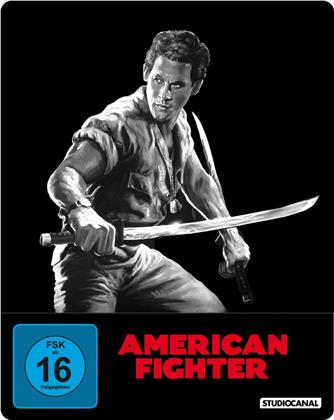 American Fighter (1985) (Limited Edition, Steelbook)