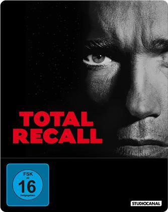Total Recall (1990) (Edizione Limitata, Steelbook, Uncut)