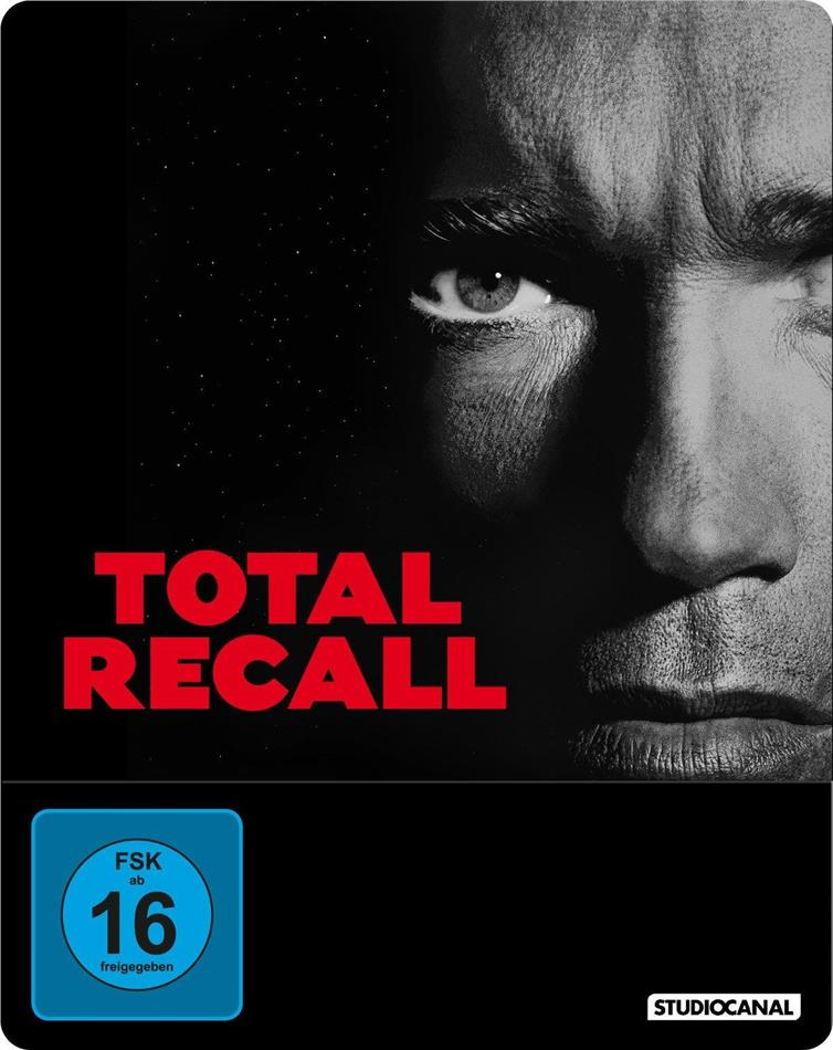 Total Recall (1990) (Limited Edition, Steelbook, Uncut)