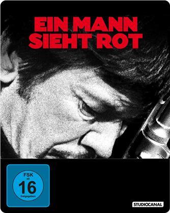 Ein Mann sieht rot (1974) (Limited Edition, Steelbook, Uncut)