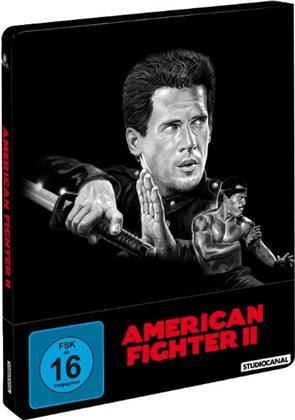 American Fighter 2 - Der Auftrag (1987) (Limited Edition, Steelbook)