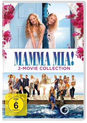 Mamma Mia! 1+2 (Neuauflage, 2 DVDs)