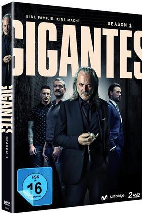 Gigantes - Staffel 1 (2 DVDs)