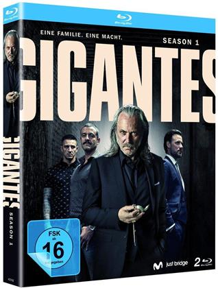 Gigantes - Staffel 1 (2 Blu-rays)