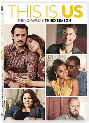 This Is Us - Season 3 (5 DVD)