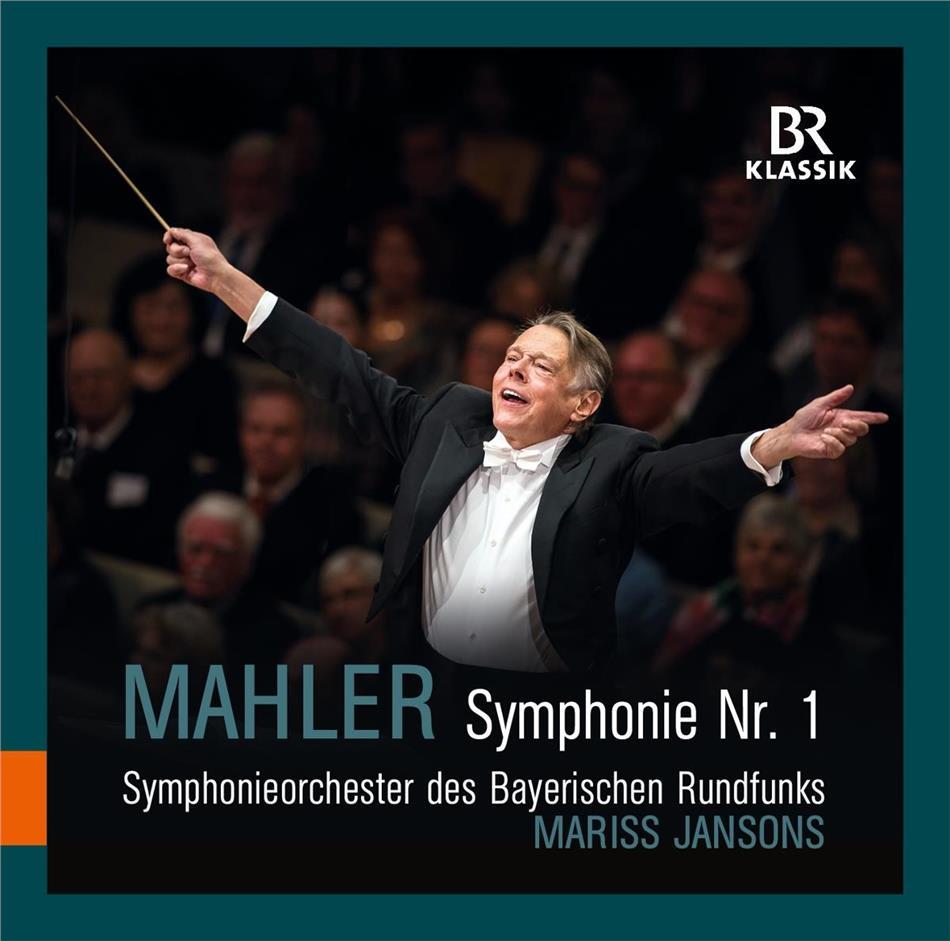 Gustav Mahler (1860-1911), Mariss Jansons & Symphonieorchester des Bayerischen Rundfunks - Symphonie Nr. 1