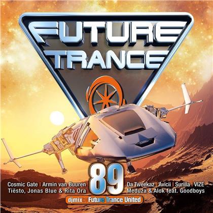 Future Trance 89 (3 CDs)