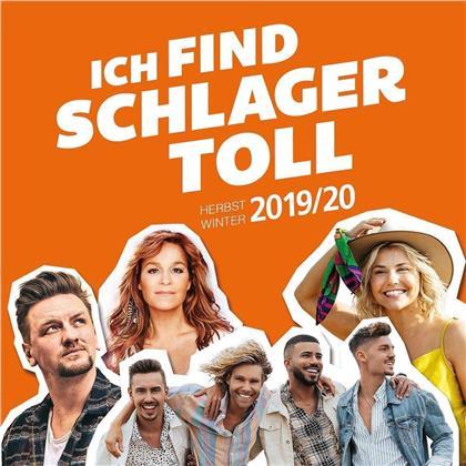 Ich Find Schlager Toll - Herbst/Winter 2019/20 (2 CDs)