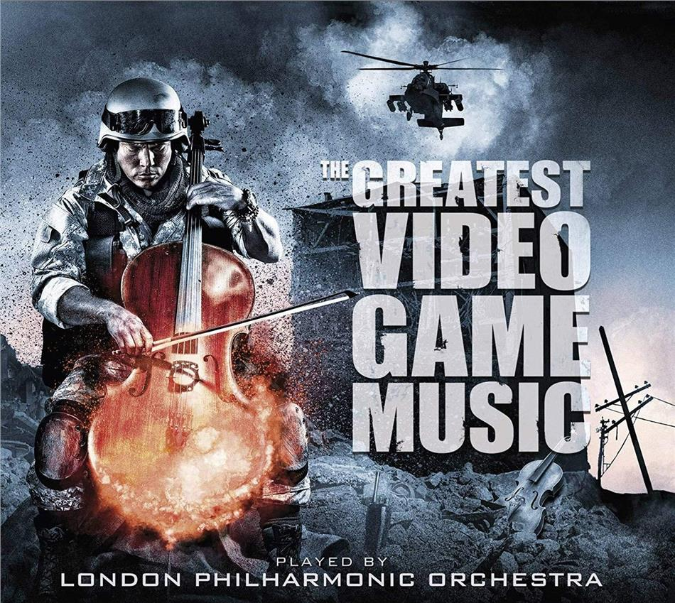Andrew Skeet & London Philharmonic Orchestra - The Greatest Video Game Music - OST - Videogame (2 CDs)