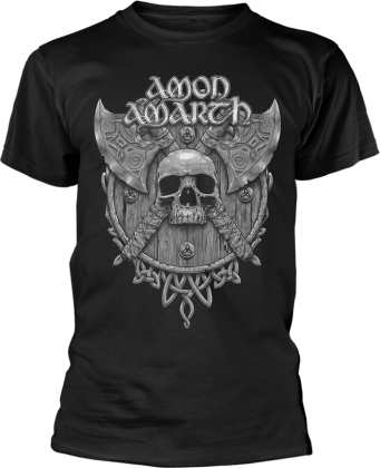 Amon Amarth - Grey Skull