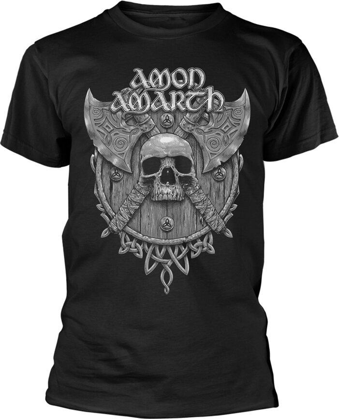 Amon Amarth - Grey Skull - Grösse L
