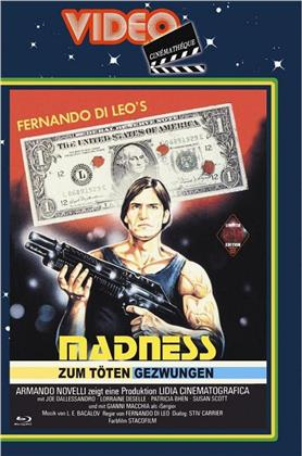 Madness (1980) (Grosse Hartbox, Cover A, Limited Edition, Uncut)