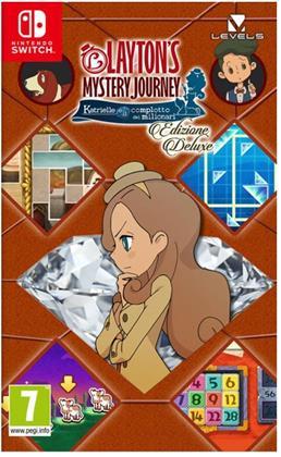 Layton`s Mystery Journey: Katrielle e il complotto dei milionari (Édition Deluxe)