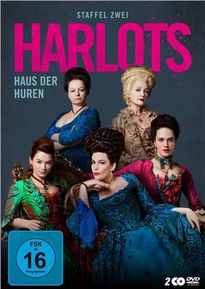 Harlots - Haus der Huren - Staffel 2 (2 DVDs)