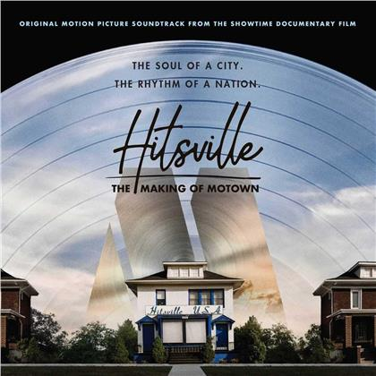 Hitsville: The Making Of Motown - OST (Deluxe Edition, 2 CDs)
