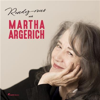 Martha Argerich & & Musical Friends - Rendez-vous with Martha Argerich (7 CDs)