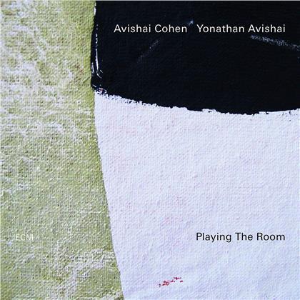 Avishai Cohen & Yonathan Avishai - Playing The Room (ECM Records)