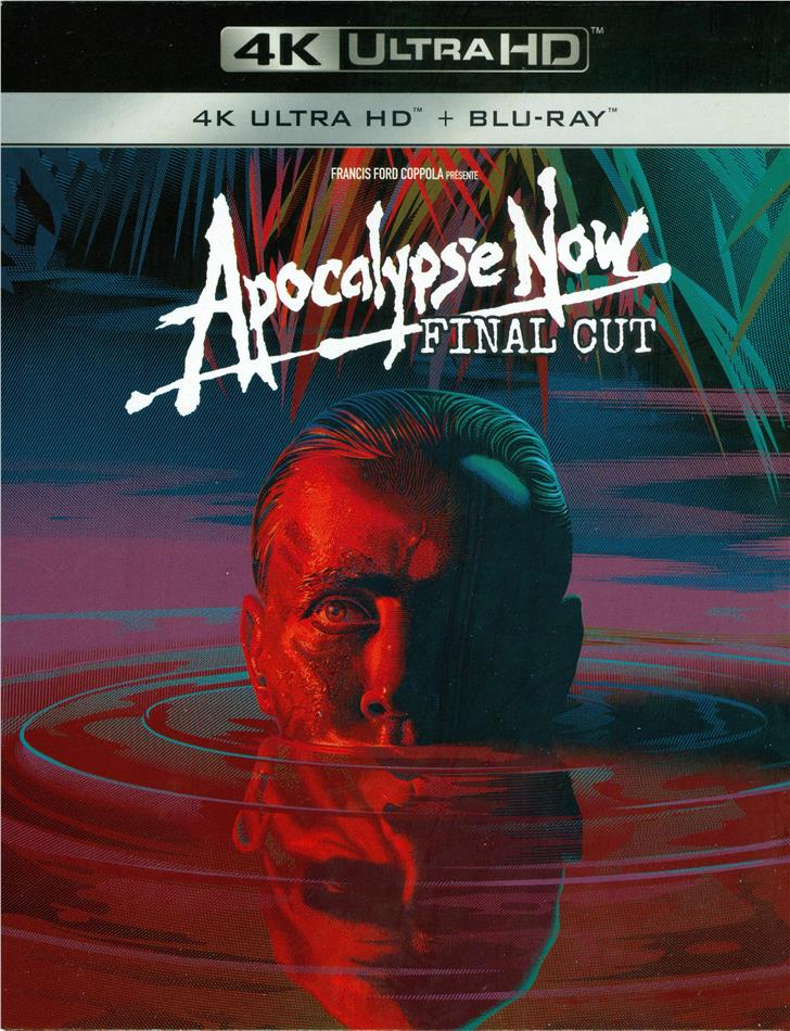 Apocalypse Now - Final Cut / 1979 / Redux (1979) (Edizione Restaurata, 2 4K Ultra HDs + 4 Blu-ray)