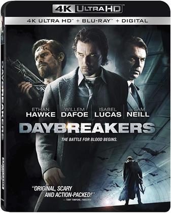 Daybreakers (2009) (4K Ultra HD + Blu-ray)