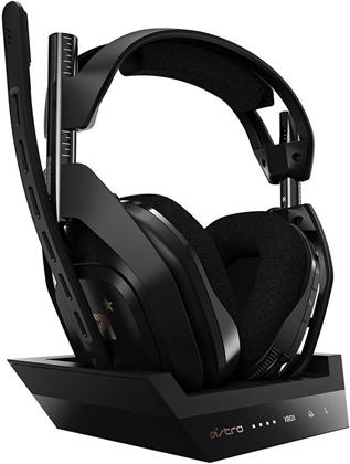 Astro Gaming A50 Headset Gen4, Wireless Dolby 7.1 inkl. Base Sation (XBox One, PC - MAC)