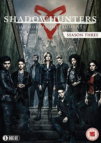 Shadowhunters - Season 3 (5 DVDs)