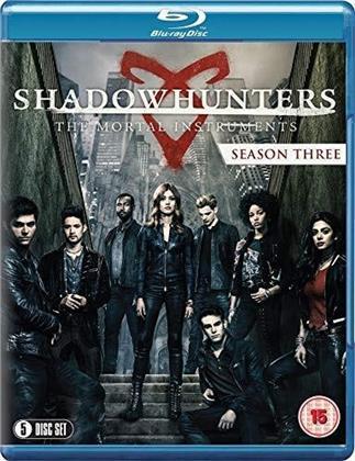 Shadowhunters - Season 3 (5 Blu-rays)