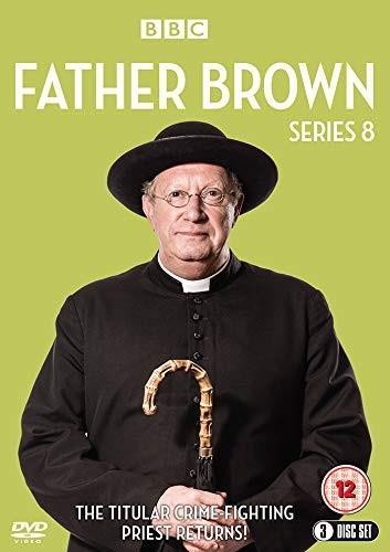 Father Brown - Series 8 (BBC, 3 DVDs)