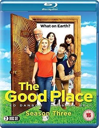 The Good Place - Season 3 (2 Blu-rays)
