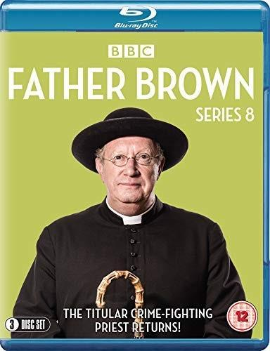 Father Brown - Series 8 (BBC, 3 Blu-rays)