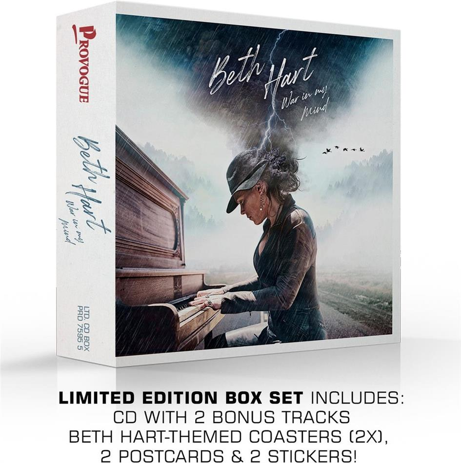 Beth Hart - War In My Mind (Boxset, Limited Edition)