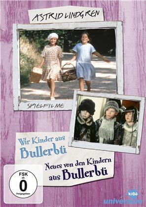 Astrid Lindgren - Bullerbü - Box (2 DVDs)