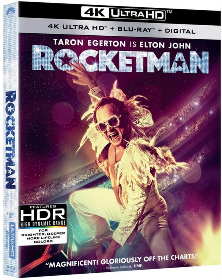 Rocketman (2019) (4K Ultra HD + Blu-ray)