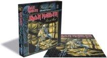 Iron Maiden - Piece Of Mind (500 Piece Jigsaw Puzzle)
