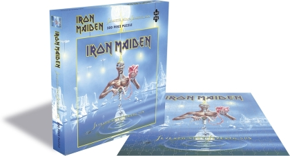 Iron Maiden - Seventh Son Of A Seventh Son (500 Piece Jigsaw Puzzle)