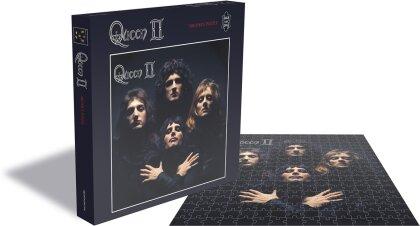 Queen: Queen II - 500 Piece Jigsaw Puzzle