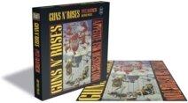 Guns N' Roses - Appetite For Destruction 1 (500 Piece Jigsaw Puzzle)