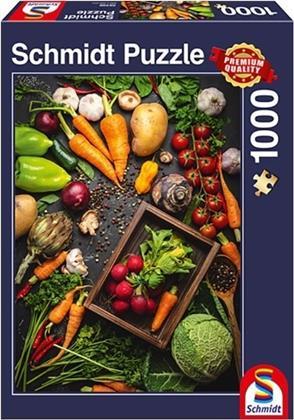 Super-Food - 1000 Teile Puzzle